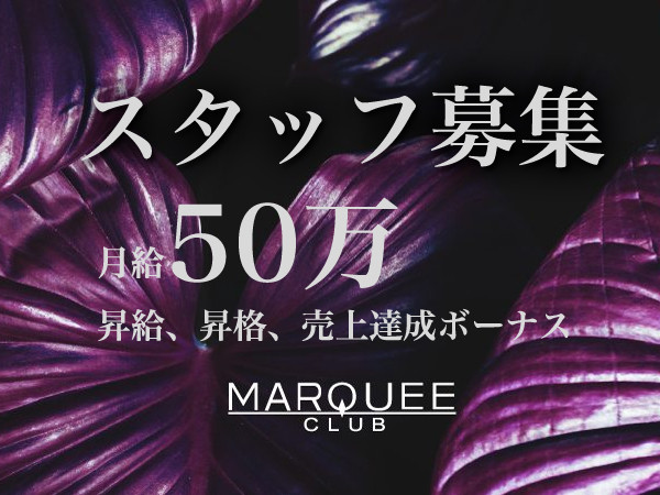 CLUB MARQUEE/中洲画像24925